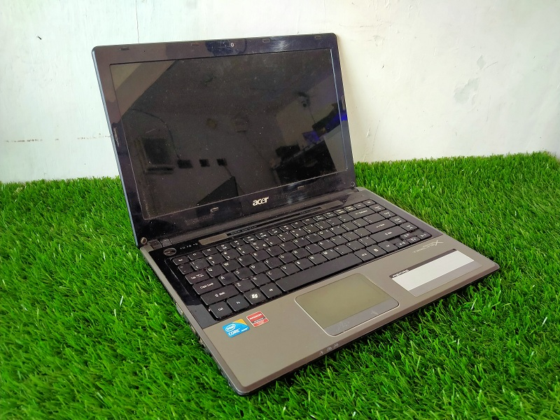 Acer 4820G Core i3 Dual VGA GAMING Mid MANTAP PAST